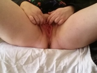 BigTits4BigCock Teases dishevelled Pussy