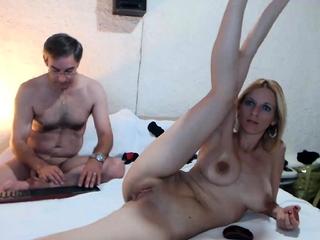 Extraordinary mature cougar first-timer wifey good-sized buttfuck fucktoys