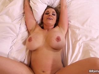 Mating With Bosomy Housewife -cougar point of view hookup