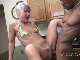 Grandmother Wants big black cock