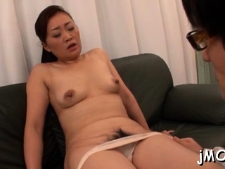 Stimulant mature eastern beauty gets poked prettily