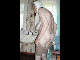 OmaGeiL Tons of inexperienced grandmother images in vid