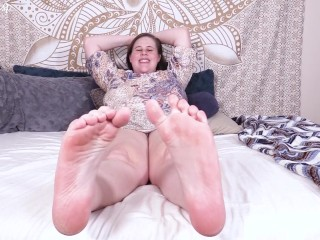 Preview Take Care Of My exhausted, knocked up soles