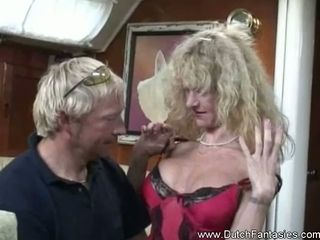 Dutch stunner Getting Her xxx poke
