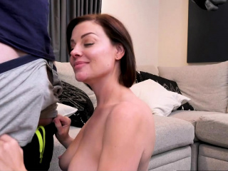 Ultra-cute raunchy pounding With My cougar gf