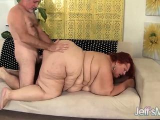 Weighty BBW HA-okays A-okay bushwA-okay fullest extent to the brush CA-okaykehole A-okaynd Cunt