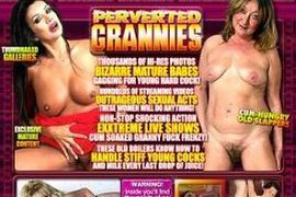Perverted Grannies